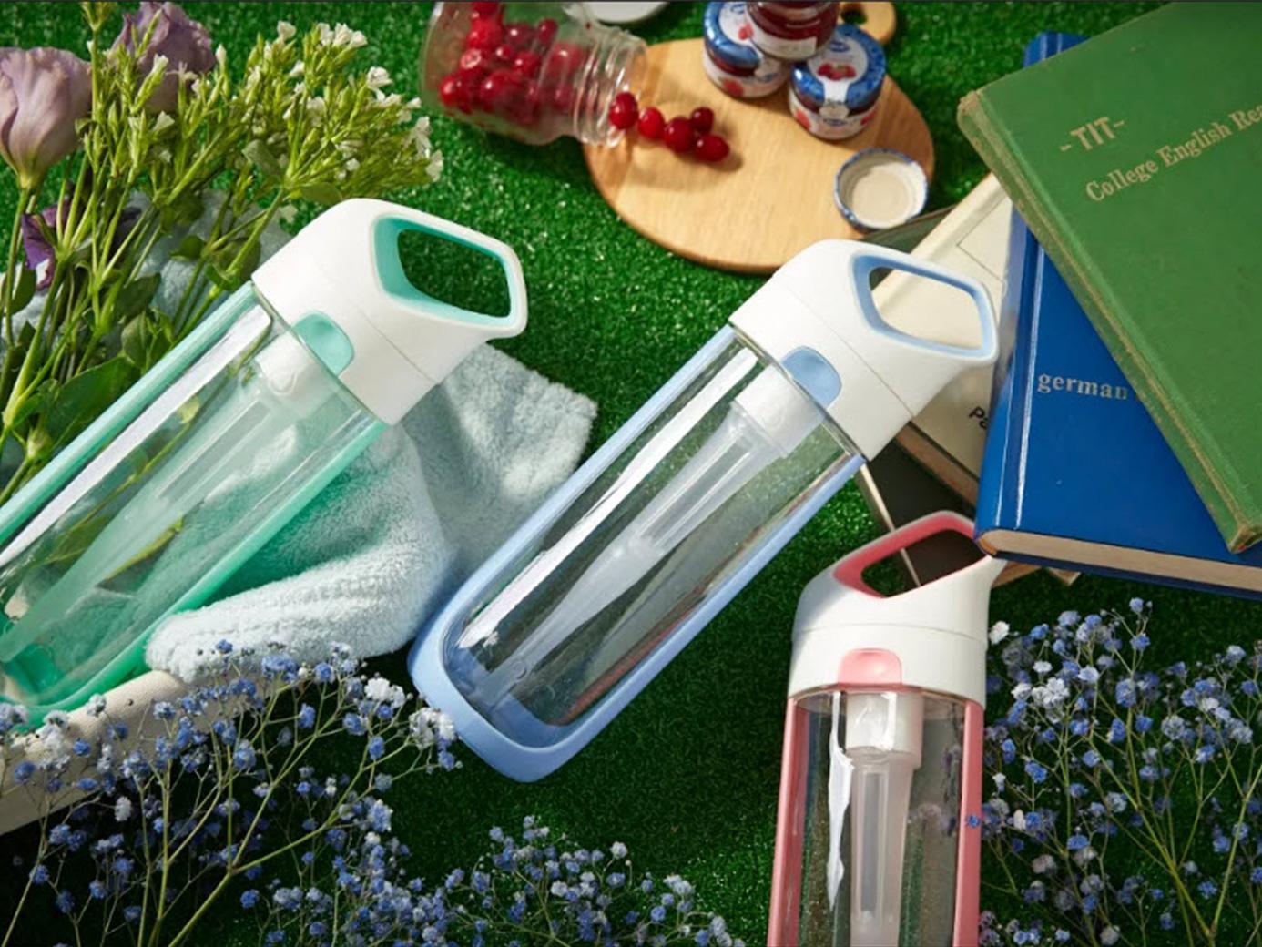 美國KOR NAVA SPORT水瓶 環保與時尚兼具 台灣限定新色登場