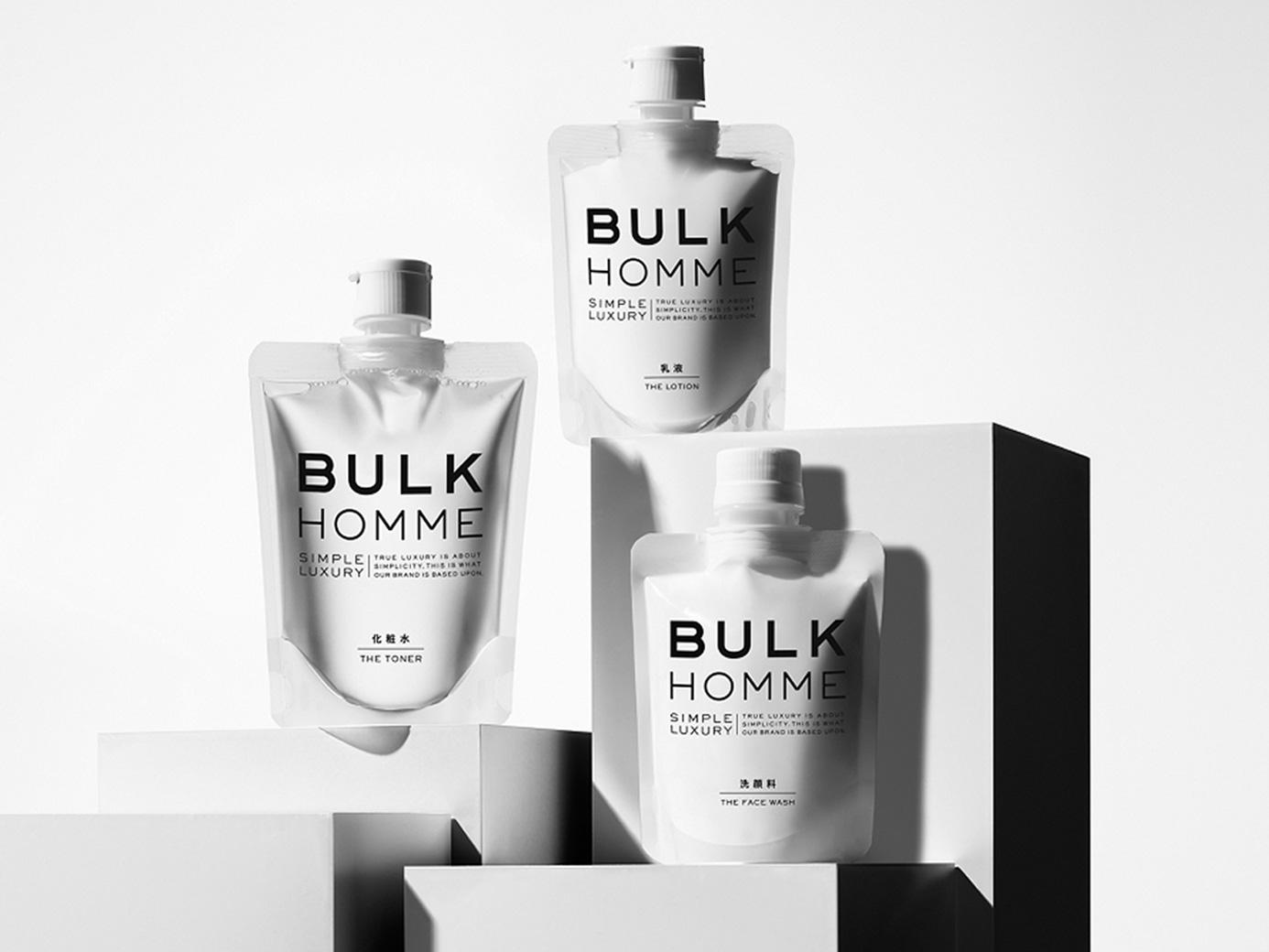 讓你感受肌膚舒適清爽、保濕鎖水! 來自日本大人氣的本客 BULK HOMME男仕保養品